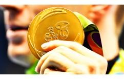 Чем отличаются обычные спортивные медали от Олимпийских?