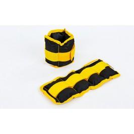 Спортивные утяжелители  0,5 кг ТК-0001 ( 2 шт по 500 грамм)